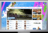 A great web design by Molecule, Bergen, Norway: