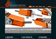 A great web design by Briannotbryan Design, Salt Lake City, UT: