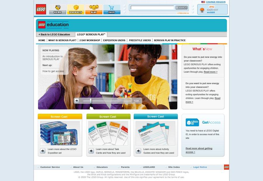 A great web design by Sennov.com Interactive Studio, Vejle, Denmark: