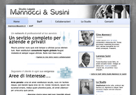 A great web design by Stefano Susini, Pisa, Italy: