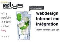 A great web design by IDLYS[webdesign], Paris, France:
