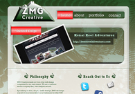 A great web design by ZMG Creative, Seattle, WA: