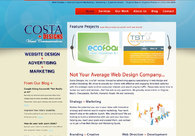 A great web design by Costa Designs Inc., Virginia Beach, VA: