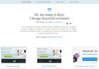 A great web design by Kyee, Central London, United Kingdom: