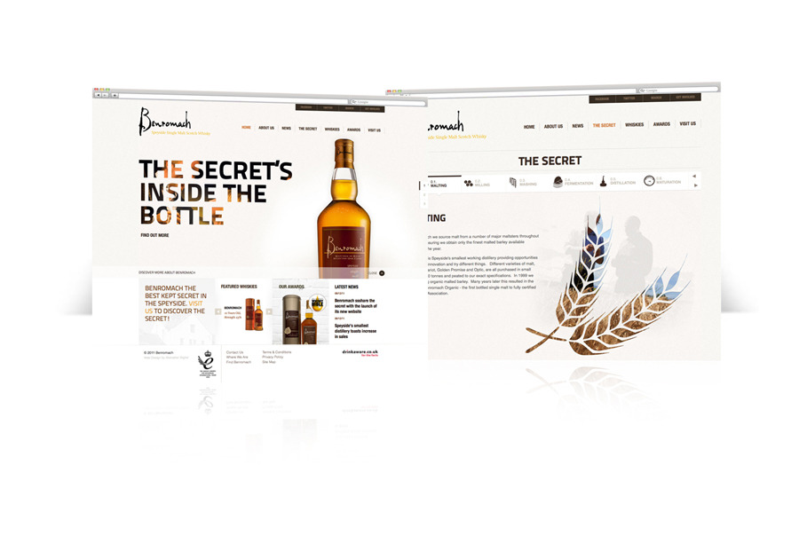 A great web design by After Digital, Glasgow, United Kingdom: