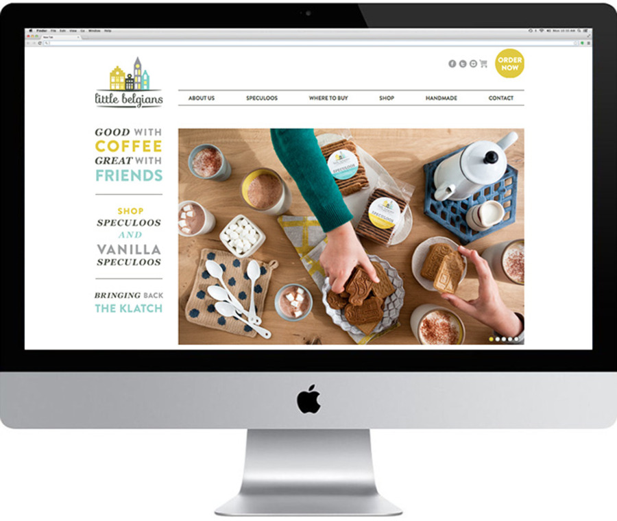 A great web design by Curious & Co. Creative, Philadelphia, PA: Website, E-Commerce , Food & Beverage , Wordpress