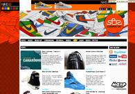 A great web design by BlendUp, Sao Paulo, Brazil: