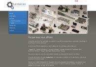 A great web design by Tequila Studio, Verviers, Belgium: