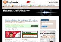 A great web design by HighBeta, Philadelphia, PA: