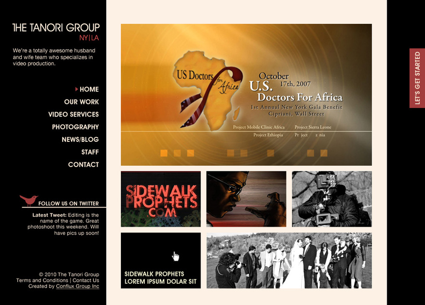 A great web design by krista a. jones, Philadelphia, PA: