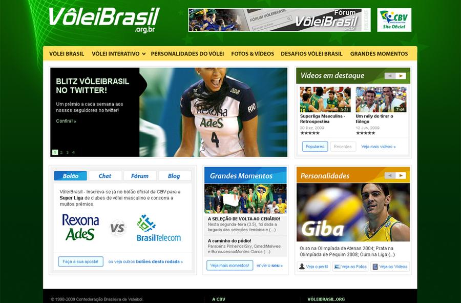 A great web design by M2BRNET, Rio de Janeiro, Brazil: