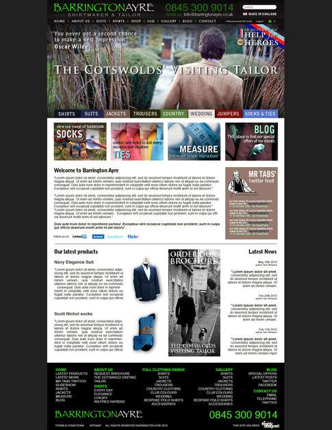 A great web design by Freshly Designed, London, United Kingdom: