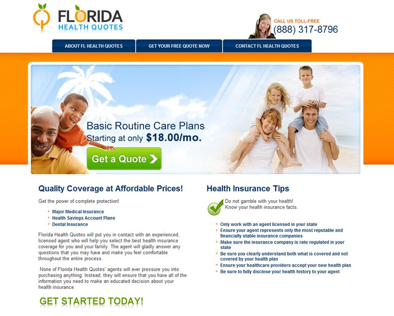 A great web design by Bug Eyes Web Design | SEO, Tampa, FL: