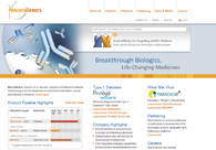 A great web design by Workbox, San Francisco, CA: