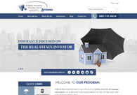 A great web design by The Turn Group, Kansas City, MO: Website, Marketing Website , Insurance , Joomla