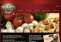 A great web design by GreenLite, Lansing, MI: