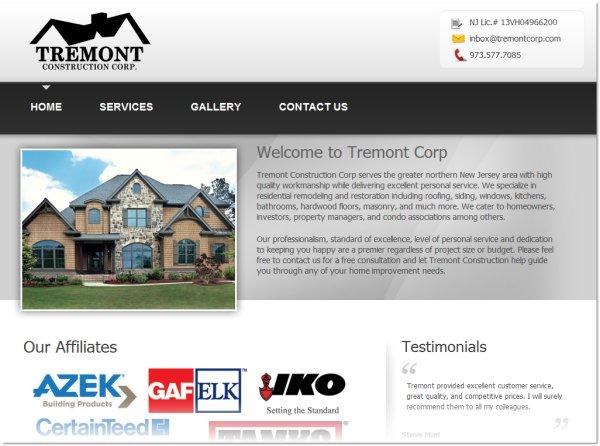 A great web design by DesignedFor{dot}com, New York, NY: