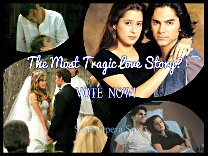 Most Tragic Love Story: 'General Hospital' POLL: Which Couple Had The Most Tragic