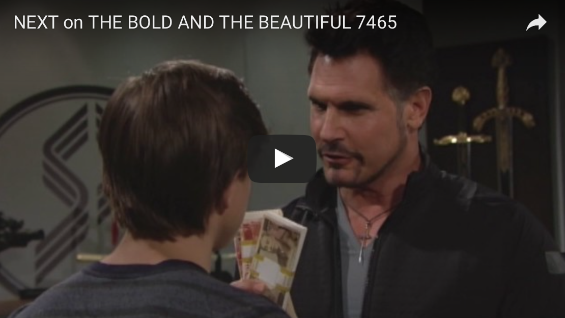 Watch 39 The Bold And The Beautiful 39 Preview Video Thursday