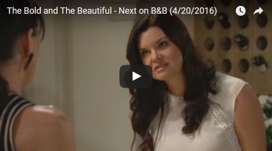 watch the bold and the beautiful preview video thursday
