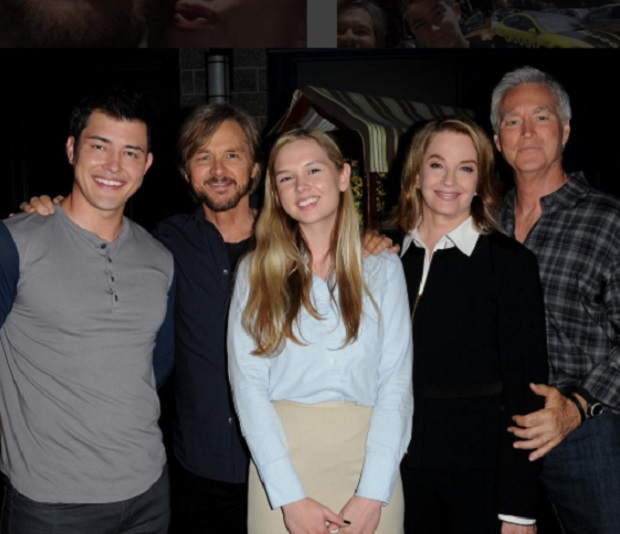 Stephen Nichols Daughter Dylan Nichols Books Role On Days Of Our Lives Soap Opera Spy