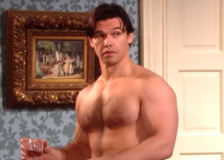 Soapy Sunday: Paul Telfer on Days of Our Lives (2018) ~ DC