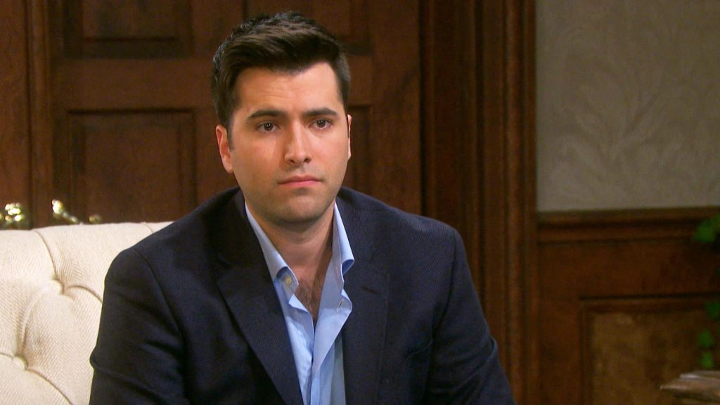Days Of Our Lives Spoilers Wilson To The Rescue Will And Sonny Save Stabi Soap Opera Spy