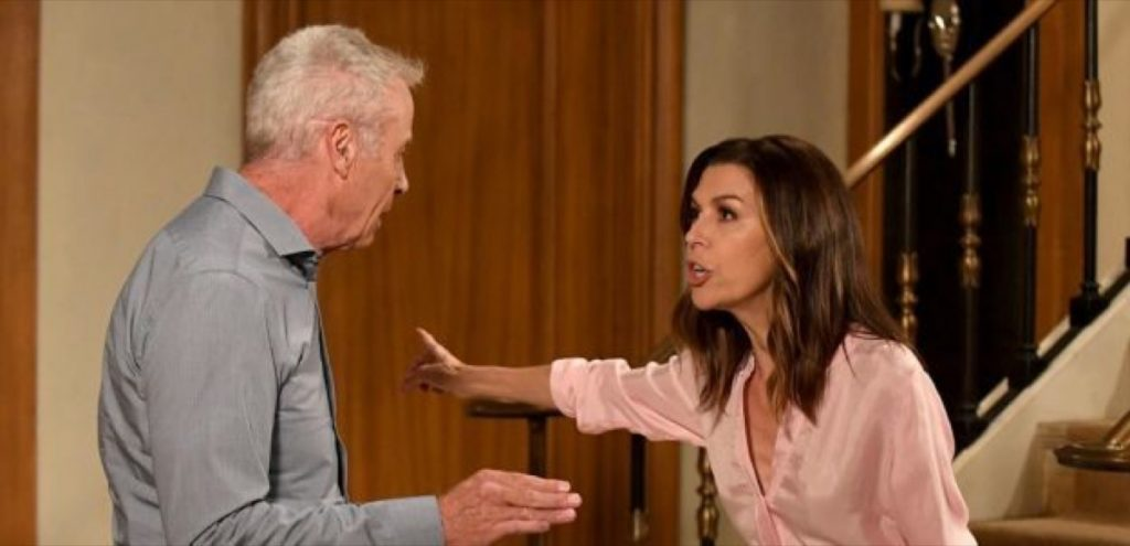 General Hospital Recap Monday February 10 Anna And Robert Argue Spinelli Is Suspicious Of Peter Soap Opera Spy