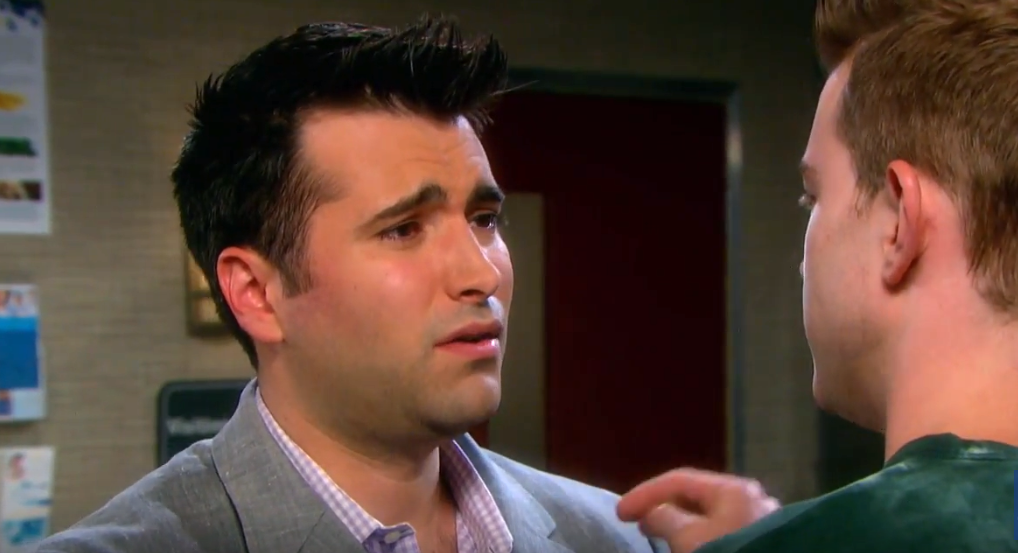 Days Of Our Lives Spoilers Will And Sonny Reunite Forgiveness Ahead Soap Opera Spy