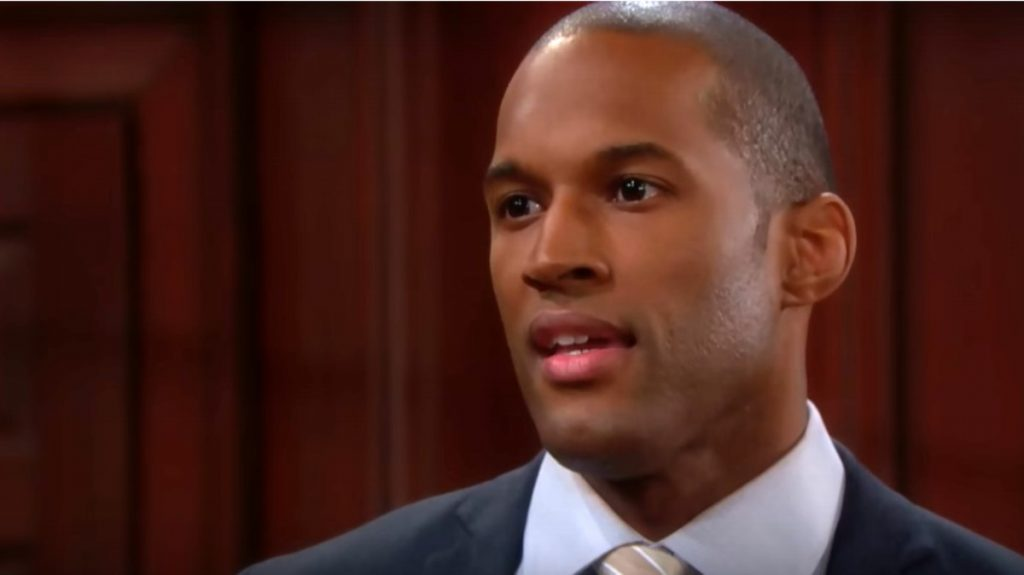 The Bold and the Beautiful Spoilers: Carter Tries To Reason With ...
