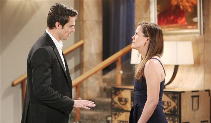 The Young And The Restless Spoilers Chelsea Unsettled By Adam S Reveal The Beginning Of The End Soap Opera Spy