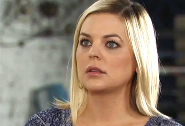 Different gh maxie on looks General Hospital