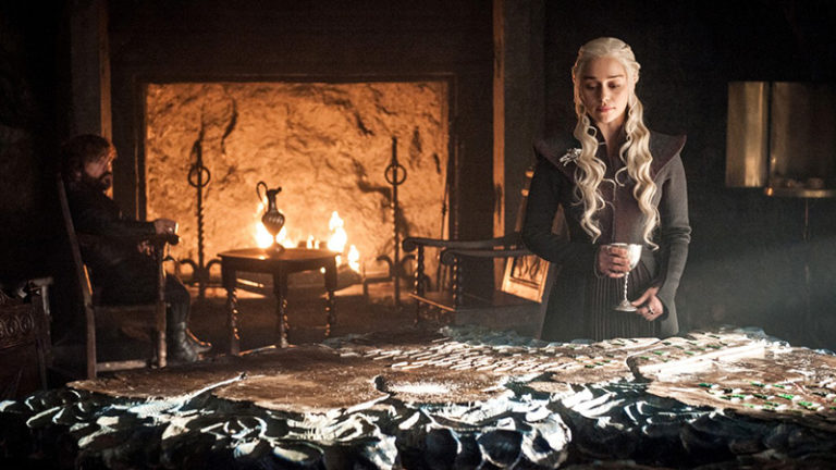 Game of Thrones: A Production Designer's Dream Job