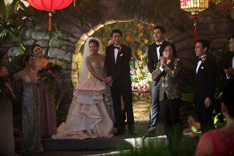 Crazy Rich Asians Wedding