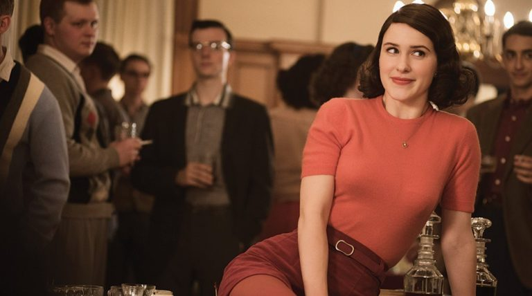 Inside the Fitting Process of Costuming Crowds for Marvelous Mrs. Maisel
