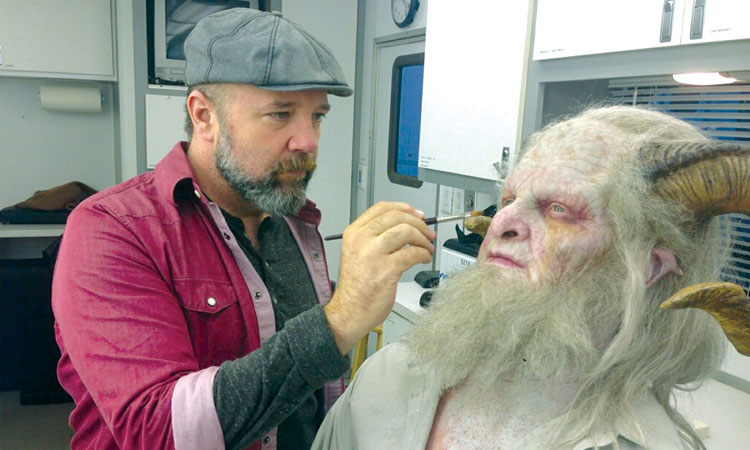 Staying Creative in a Fast-Paced Film Industry with Academy Award-Winning Makeup Artist, Barney Burman