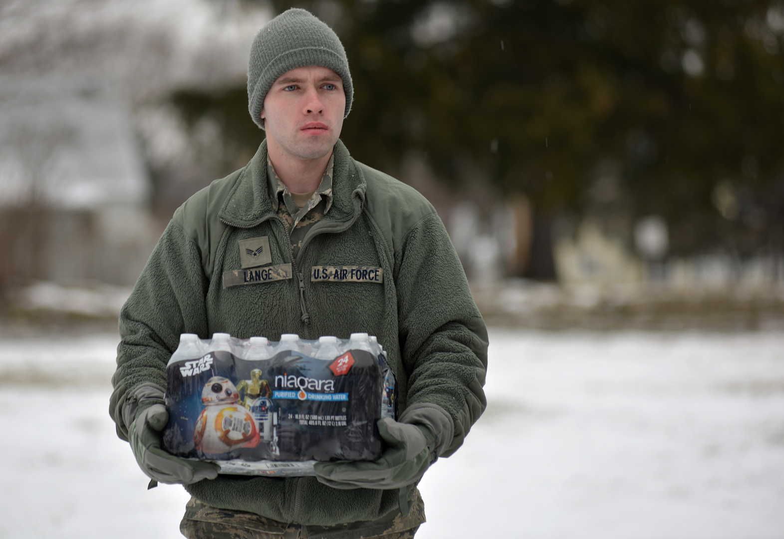 Flint Water Response Team by Michigan State Police Emergency Management and Homeland Security / CC BY-ND 2.0