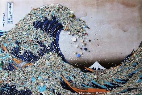 Plastic Tide image by Bonnie Monteleone