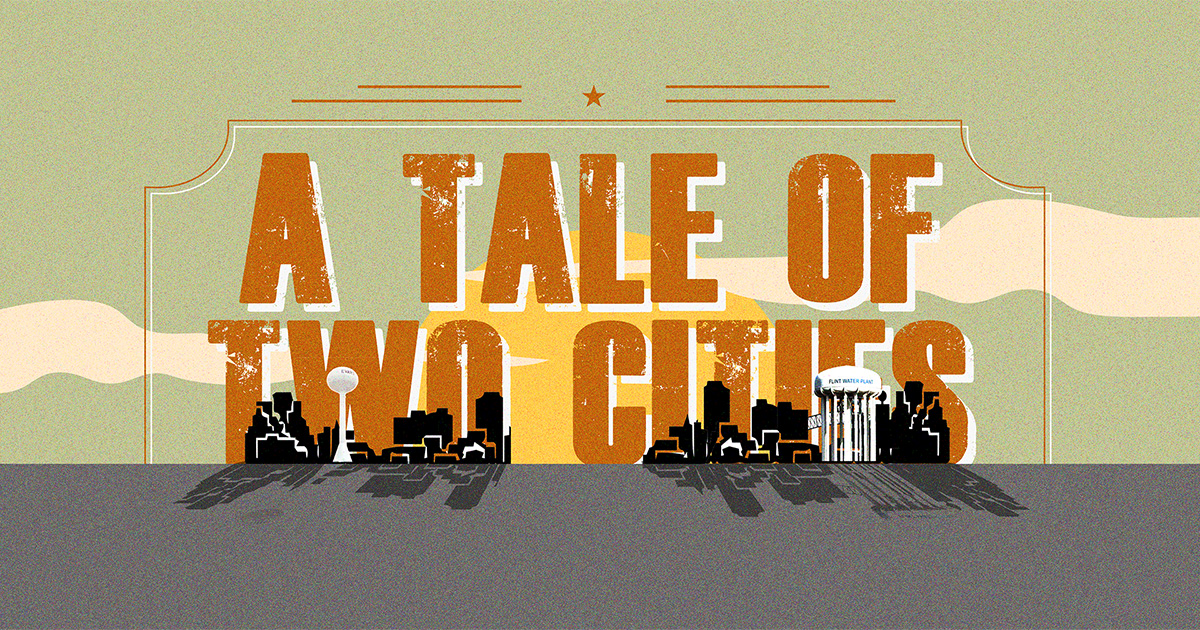 tail of two cities summary