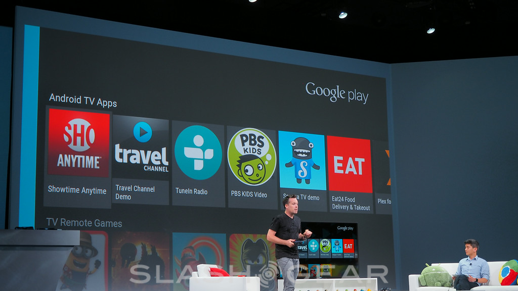 Android tv 5
