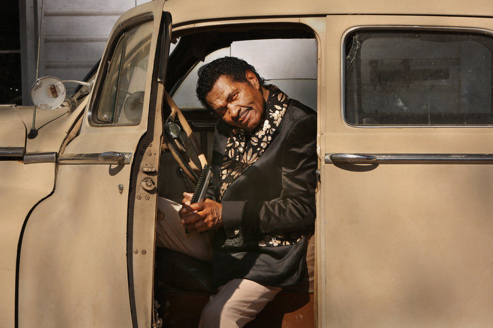 Bobby Rush by Bill Steber