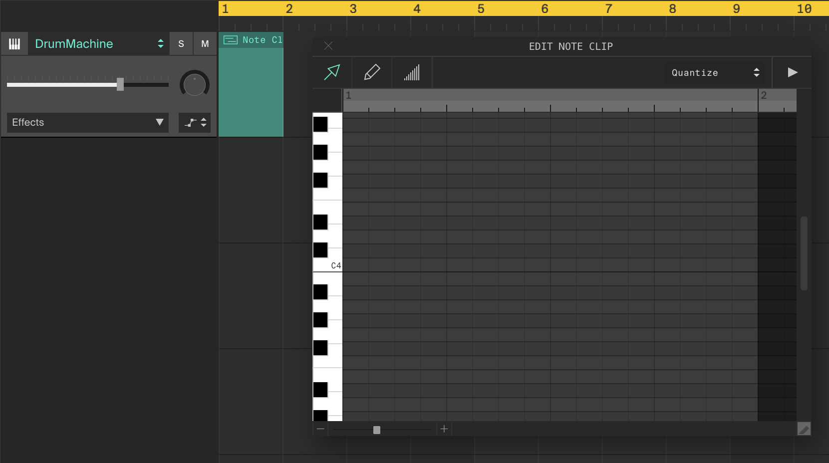 Soundation — Learn | How-to: Use the DrumMachine