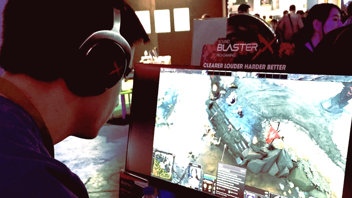 All Fun Down Under with Sound BlasterX @ PAX Australia!
