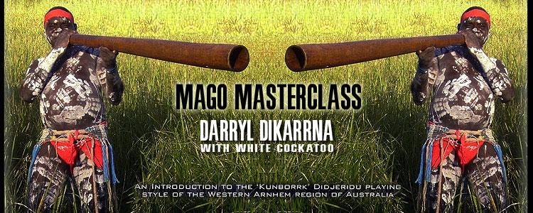 Mago Masterclass