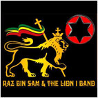 Raz Bin Sam and The Lion I band ep