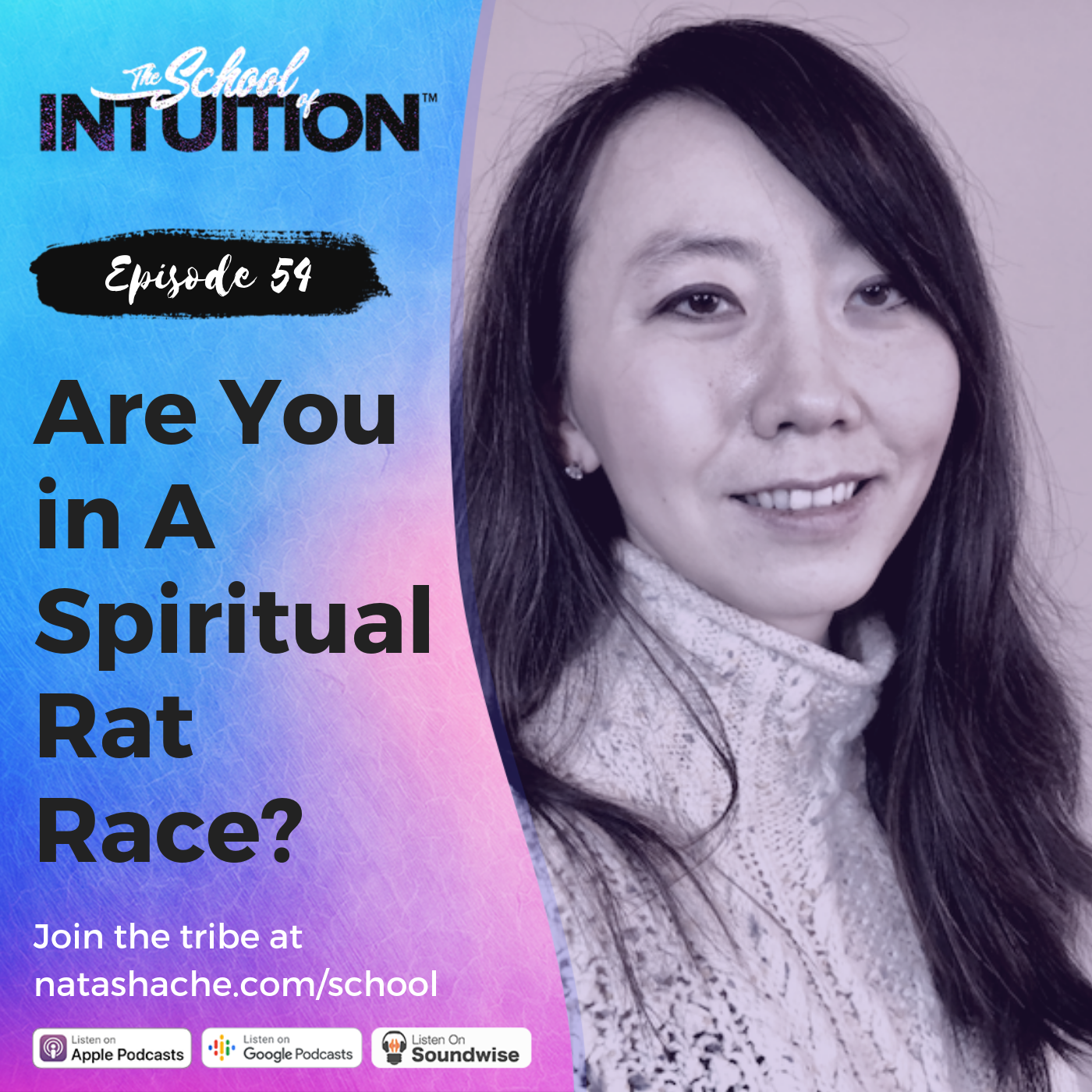 54: Are You in A Spiritual Rat Race?