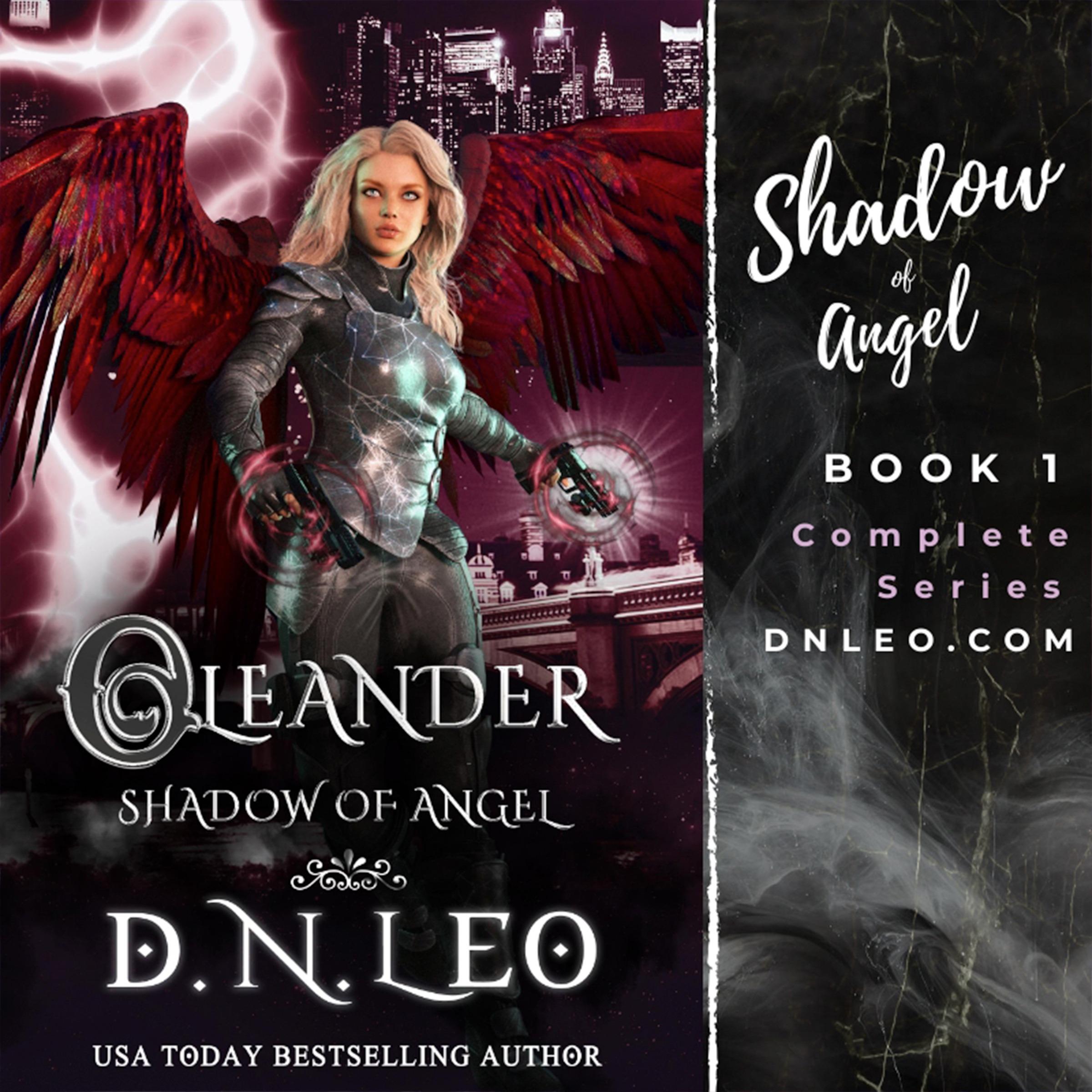 SOA1 - Oleander - Shadow of Angel Series