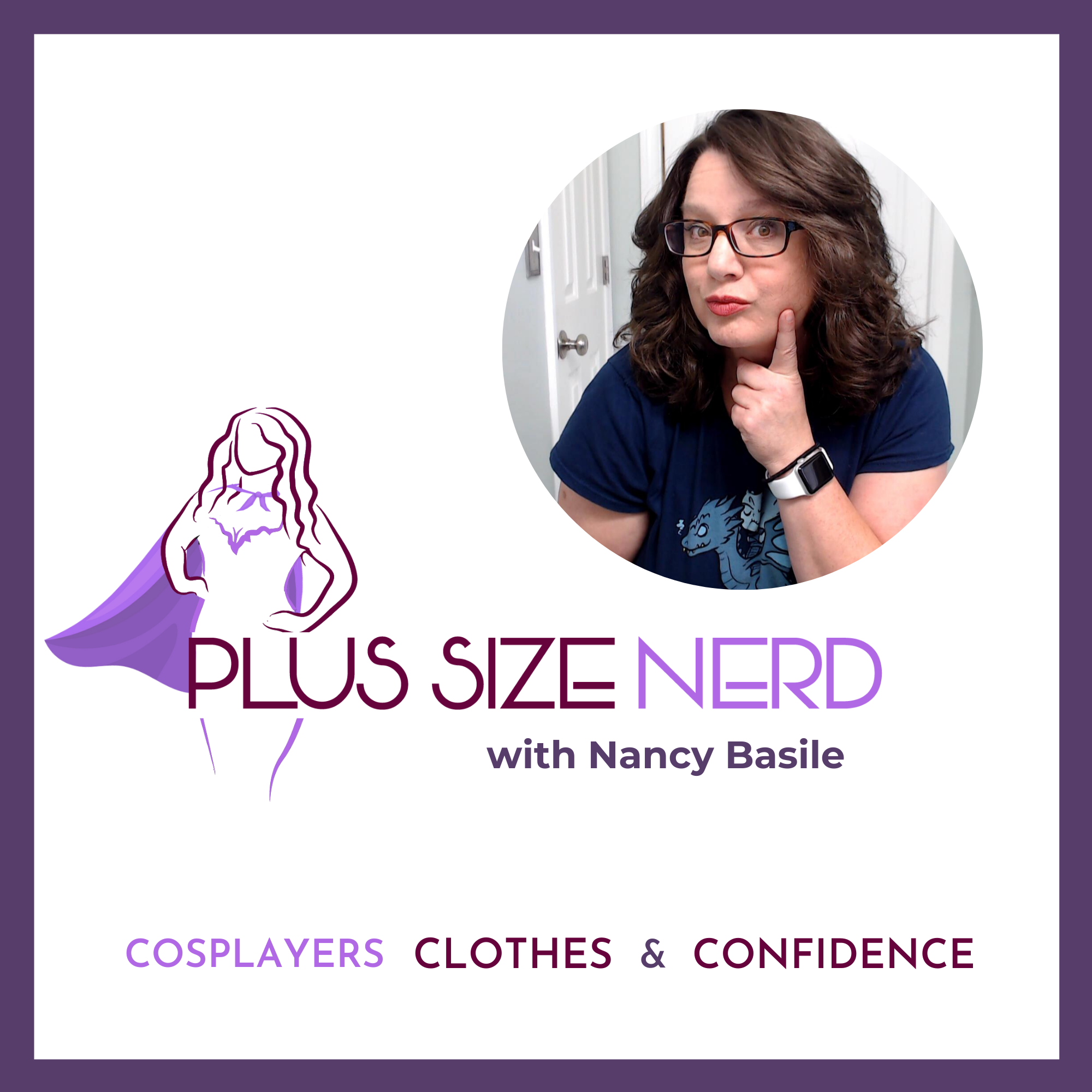 Plus Size Nerd Hosted by Nancy Basile