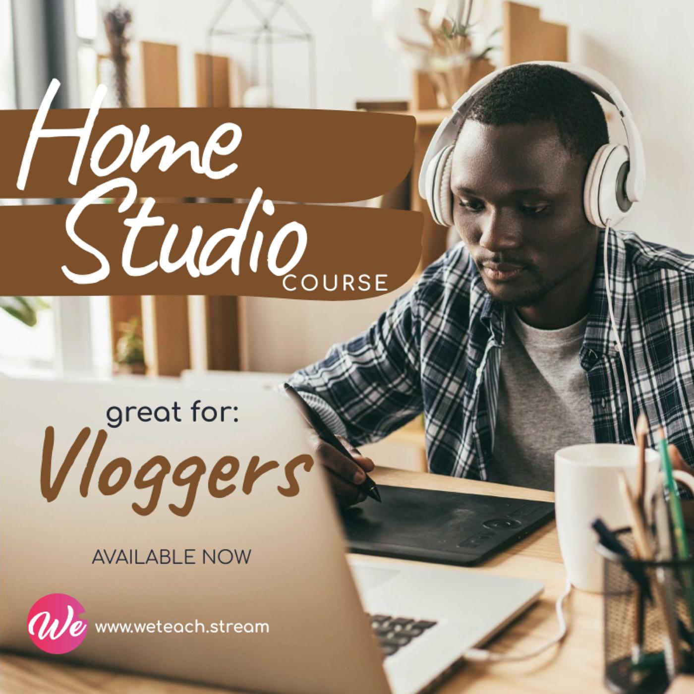 Learn How To Setup A Home Studio On A Budget (Audio)