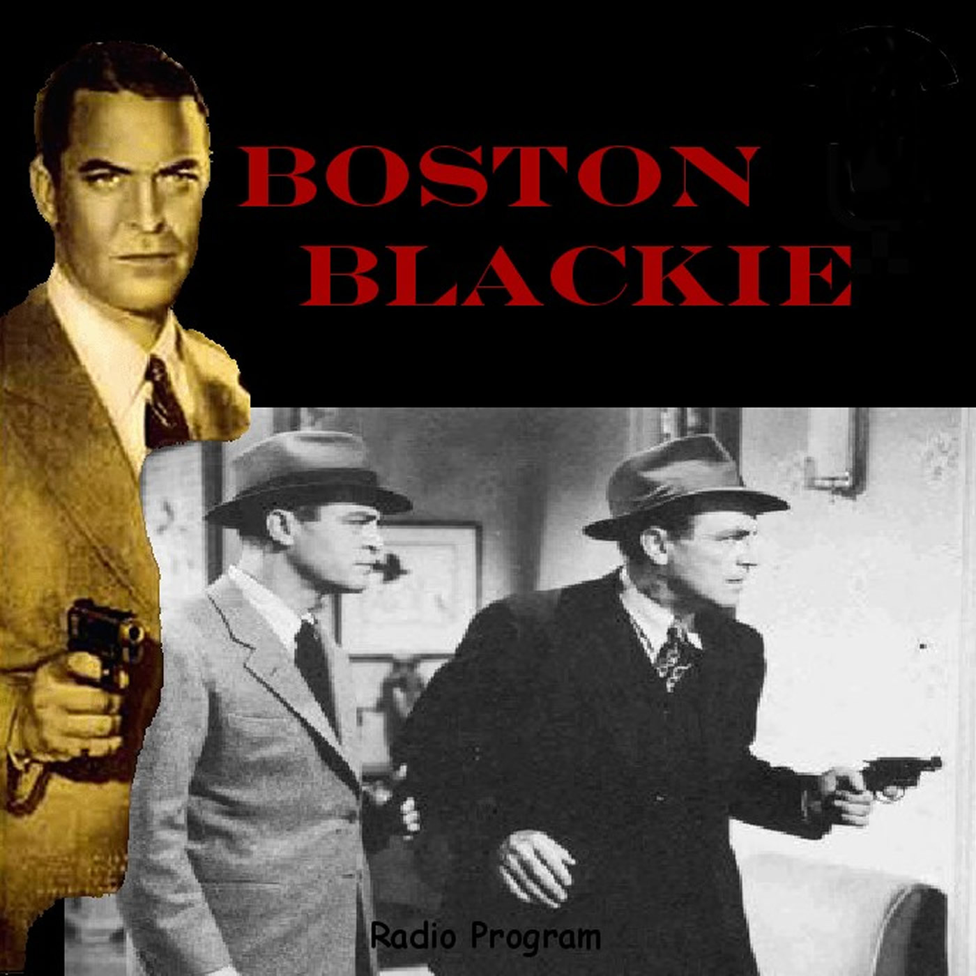 Boston Blackie, Master Detective